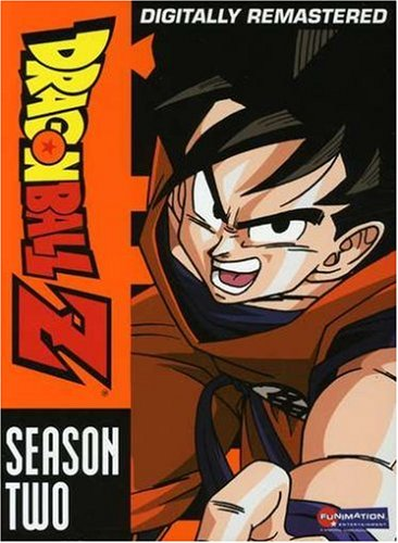 DragonBall Z: Season Two (REGION 1) (NTSC) [DVD] [US Import]