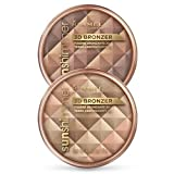 Rimmel London Sunshimmer 3D bronzer 001 Light