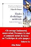 echange, troc Edgar de Bruyne - Etudes d'esthétique médiévale, tome 2