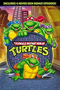 Teenage Mutant Ninja Turtles: Season 1 [Import]
