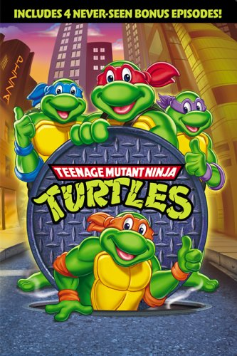 Teenage Mutant Ninja Turtles: The Original Series Volume 1 [Season 1] (1987) [DVD]  [Region 1] [US Import] [NTSC]