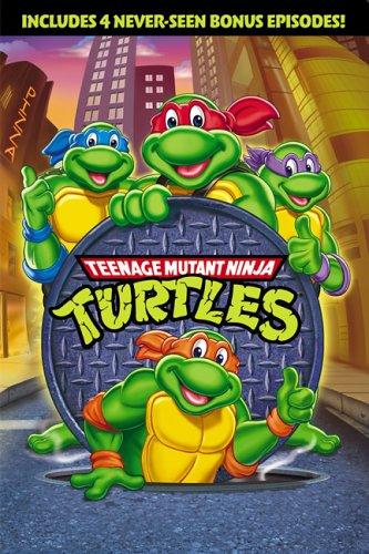 Teenage Mutant Ninja Turtles: The Original Series, Volume One
