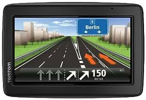TomTom Start 25 Europe Traffic Navigationssystem(13 cm (5 Zoll) Display, TMC, Fahrspur- & Parkassistent, IQ Routes, Favoriten, Europa 45)