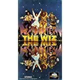 The Wiz (1978) [VHS] ~ Diana Ross