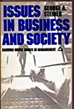 img - for Issues in business and society (Random House books in management) book / textbook / text book
