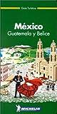 echange, troc Guide Vert - Mexico - Guatemala - Belice (en espagnol)
