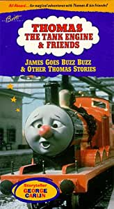 thomas the tank engine james goes buzz buzz amp other
