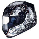 TankedRacingT112 バイクヘルメット フルフェイスヘルメット フルフェイス TankedT112 Tanked RacingT112 おしゃれ bike helmet バイク用品 内装洗濯可能 シールド付 レディース メンズ(サイズXXL:61cm-63cm)