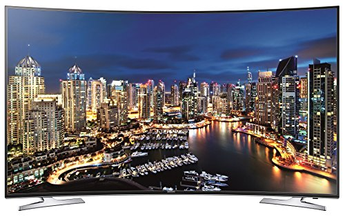 Samsung UE65HU7100 163 cm (65 Zoll) Curved Ultra HD LED-Backlight-Fernseher (800Hz CMR, WLAN, Smart TV)