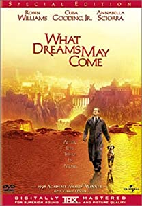 "Cover of ""What Dreams May Come"""