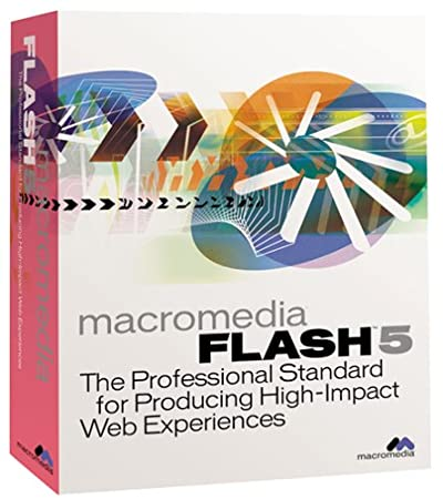 Macromedia Flash 5 [OLD VERSION]