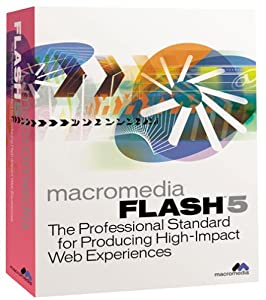 Amazon.com: Macromedia Flash 5 Upgrade for Windows