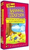 echange, troc Winnie l'Ourson : Dans les nuages avec Jean-Christophe [VHS]