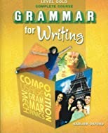 Grammar for Writing Complete Course - Level Gold