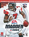 Madden NFL 2004: Official Strategy Guide