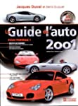 Guide de l'auto 2001 -le