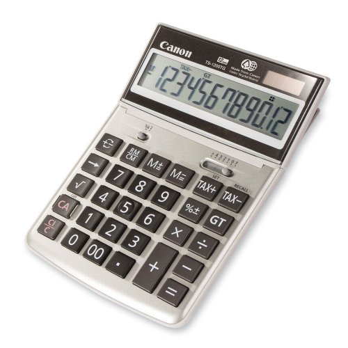 Canon 12 Digit Calculator