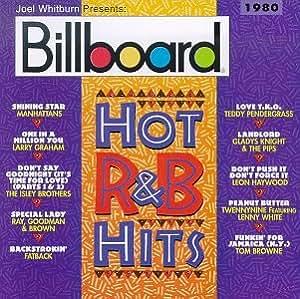 Billboard Hot R&B 1980