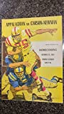 Appalachian vs Carson-Newman Conrad Stadium Football 1965 Vintage Program J42228