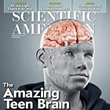 Scientific American, June 2015  by Scientific American Narrated by Mark Moran