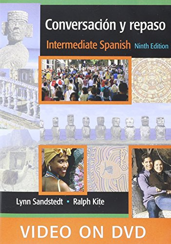 DVD for Sandstedt/Kite/Copeland's Conversacion y repaso: Intermediate Spanish, 9th