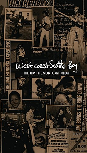 Jimi Hendrix - West Coast Seattle Boy: The Jimi Hendrix Anthology - Zortam Music