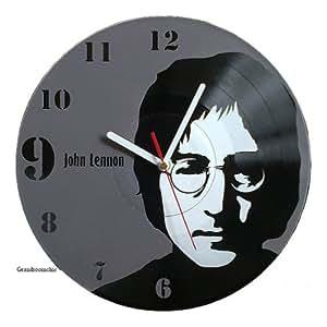 Decorative Unique Modern Wall Clock Vinyl Pop