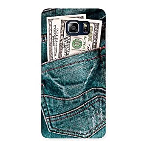 Special Money Money Colorful Jeans Back Case Cover for Galaxy Note 5