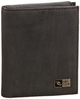 Rip Curl Mens Leather Premium Wallet BWL6BR Black