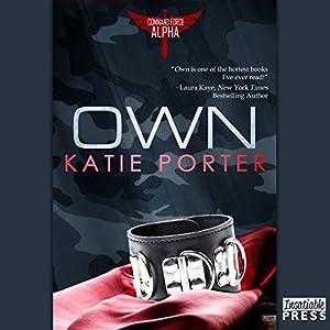 Alpha Command Force, Book 1 - Katie Porter