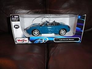 Maisto Special Edition 1:24 Porsche Boxster