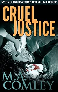 (FREE on 2/23) Cruel Justice by M A Comley - http://eBooksHabit.com