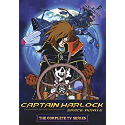 Captain Harlock Complete TV Series