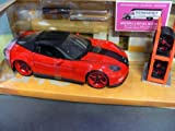 1:24 Scale Lopro Die-Cast Vehicle with Accessories - 2005 Ford GT