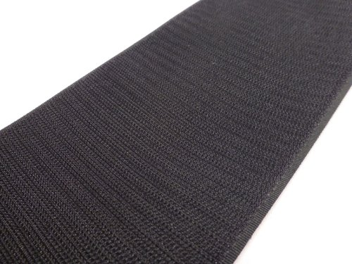 4-inch-velcro-black-hook-fastener-by-the-foot-sew-on-type