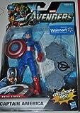Marvel Legends Avengers Movie Exclusive 6 Inch Action Figure Captain America ...