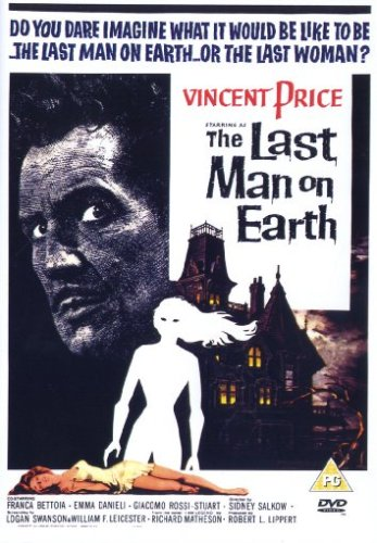 The Last Man On Earth [1964] [DVD]