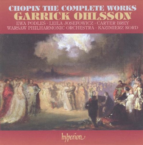 Chopin: The Complete Works [Box Set]