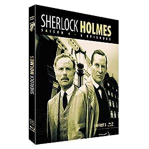 Sherlock Holmes - Saison 4 [Blu-ray]