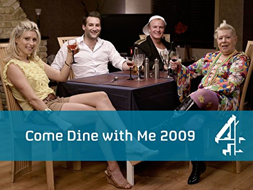 Come Dine With Me 2009 Channel 4 Welcome