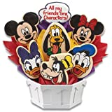 Disney - Mickey & Friends Cookie Bouquet Gift Basket {D4}
