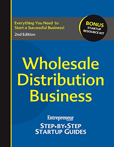 Wholesale Distribution Service: Entrepreneur Magazine's Step-By-Step Startup Guide