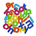 26 Piece Alphabet Letters Fridge Magnets - Multicolured
