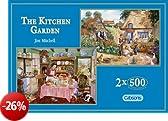 Gibsons G5008 - Cucina e Giardino (2 x 500 pezzi) - Puzzle 500 pezzi