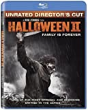 Halloween II (Unrated Director's Cut) [Blu-ray]