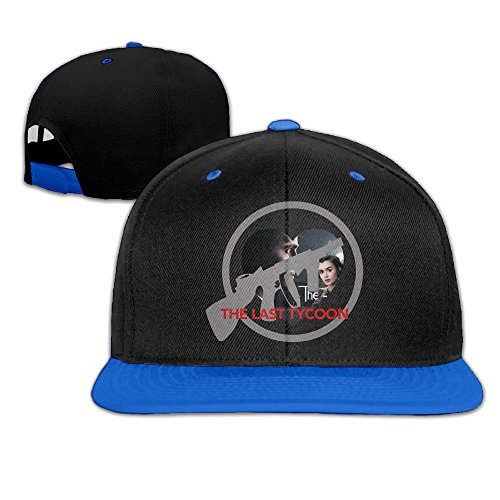 Kakakaoo The Last Gun Hip Hop Running Hat Snapback Flat Bill Cap RoyalBlue (The Duff Trailer compare prices)