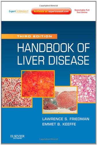 Handbook of Liver Disease, 3rd Edition