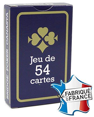 juego-de-54-cartas-gauloise-bleue-importado-de-francia