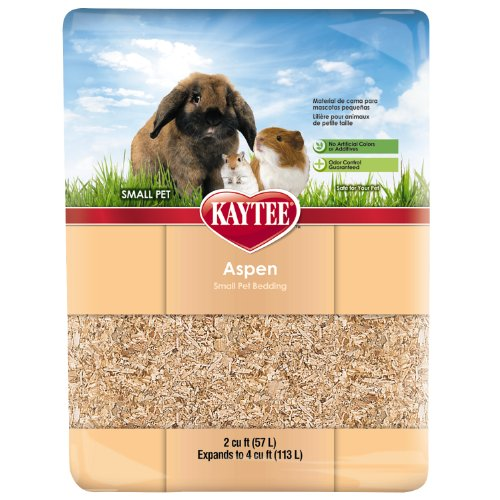 Kaytee Aspen Bedding for Pets 519Wvq4JHbL