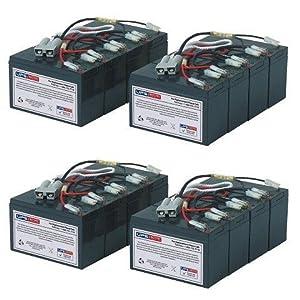 Replacement Battery APC Smart UPS 5000 RM XL 5U 208V SU5000RMXLT5U